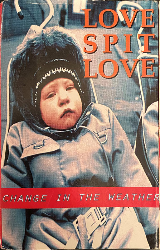 Change In The Weather US CASSETTE Single