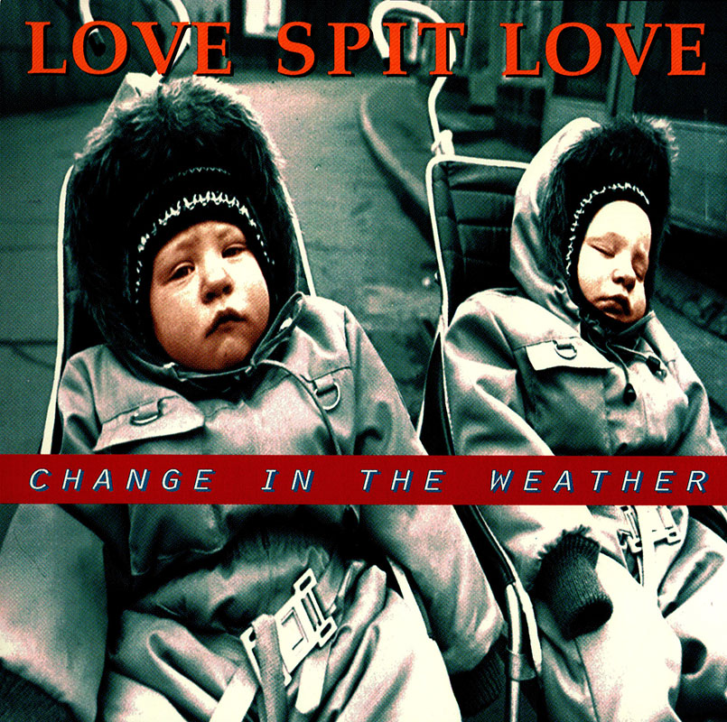 Change In The Weather US CD Single
