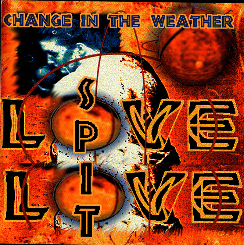 Change In The Weather US Promo CD Single