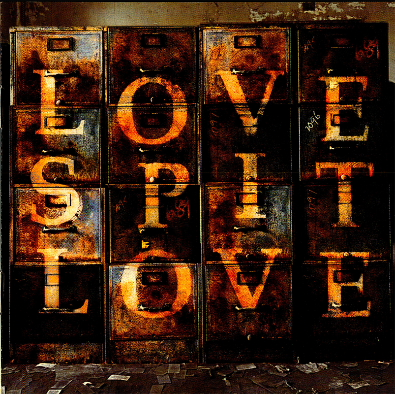 Love Spit Love Canadian CD